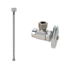 Valves, Adapters & Flexibles