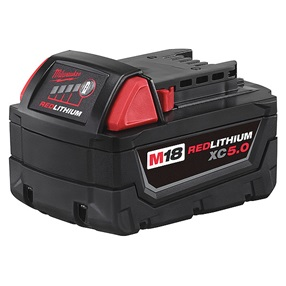 48-11-1850 M18 5Amp Hours Battery